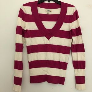 Striped SO Sweater